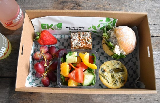 Sandwich Lunch Box 3 (AV)