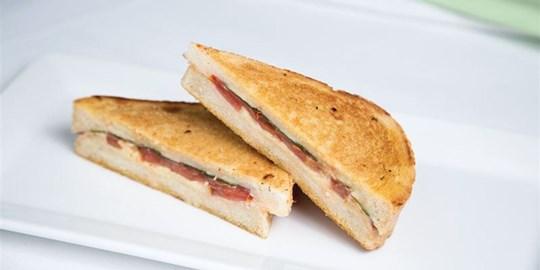 Gluten Free Toasted Sandwich (G, AV)