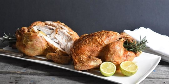 Lemon Scented Chicken (NF)