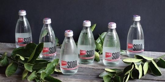 250ml Capi Sodas