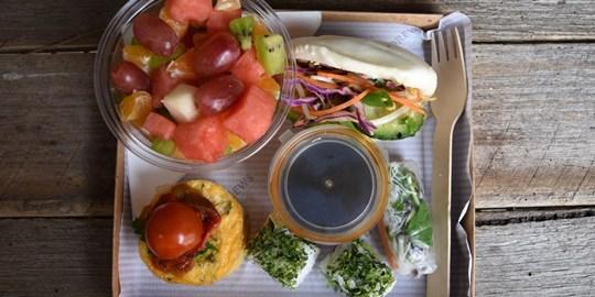 Vegetarian Lunch Box C