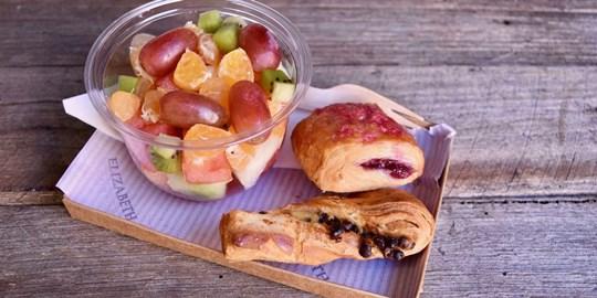 Vegetarian Breakfast Box A