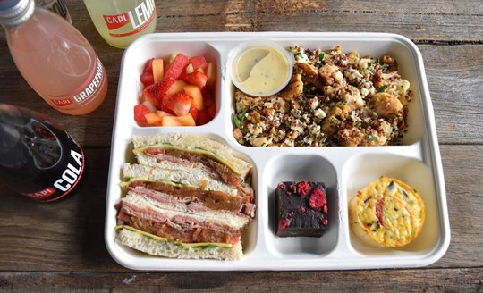 The Lunch Bento Box