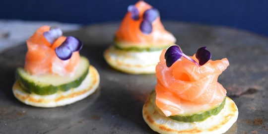 1 Hour Canapé Package