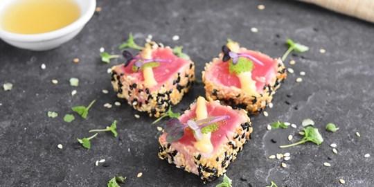 Seared Tuna (NF)