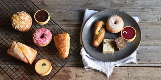 Assorted Sweets (2 per serve)