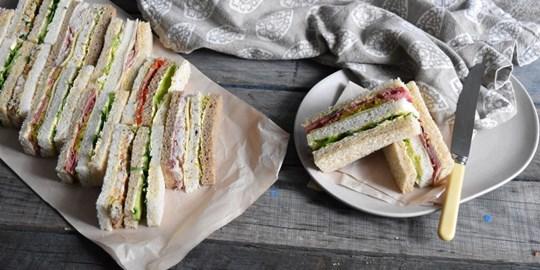 Club Sandwiches (AV)