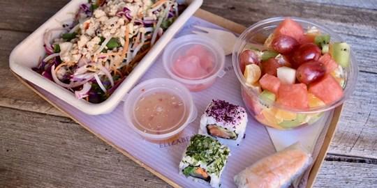 Gluten Free Lunch Box C