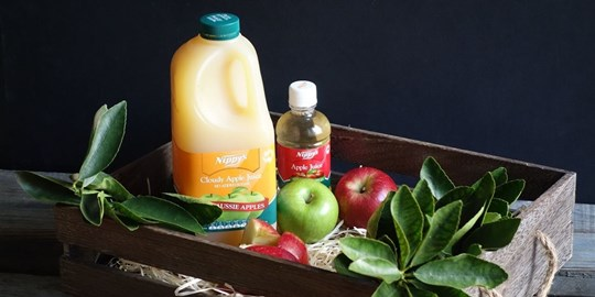 2 Litre Apple Juice 100% Aussie (GST exempt)
