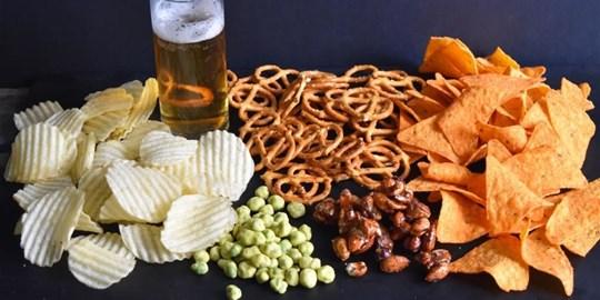 Bar Snacks Platter (V)