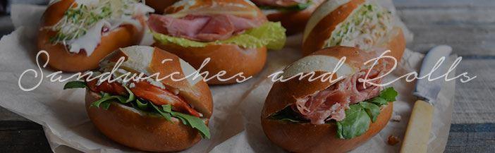 Sandwiches & Rolls