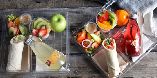 Healthy Lunch Box (AV, AG)