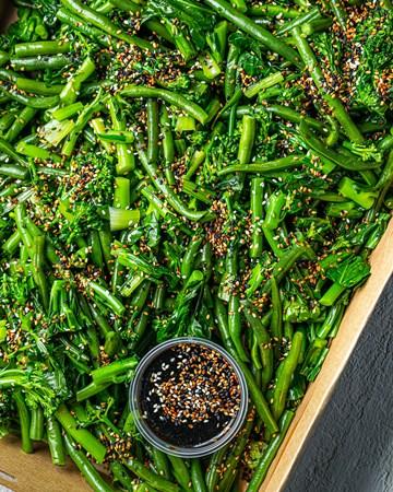 Super Greens Salad Vegan