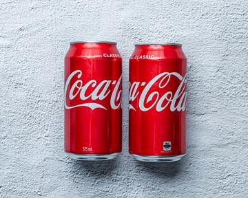 Coke - 375ml can