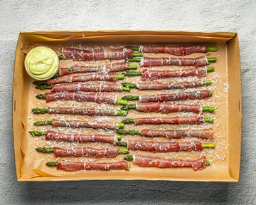 Asparagus Prosciutto