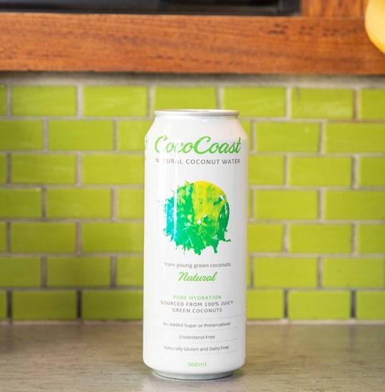 100% Pure Coconut  Water (520ml)