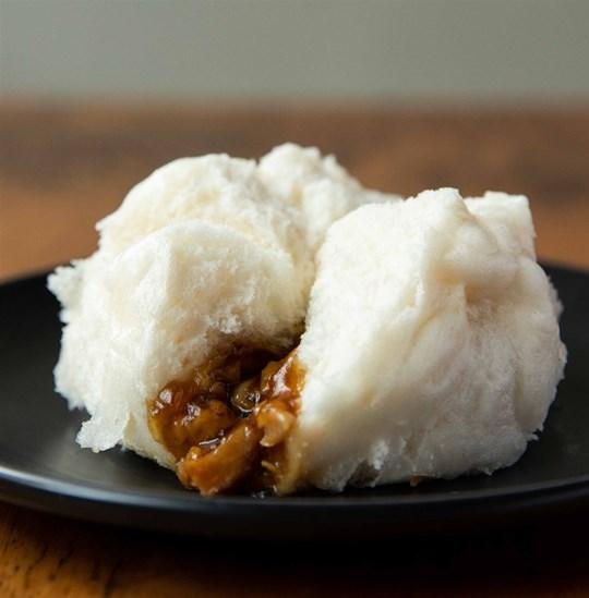 Steamed BBQ Pork Char Sui Bun