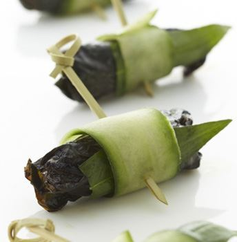 Barbecued Beef Wrapped in Wild Betel Leaf (GF) (DF)