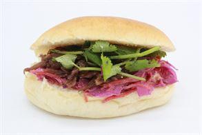 Platter - Braised Beef Banh Mi