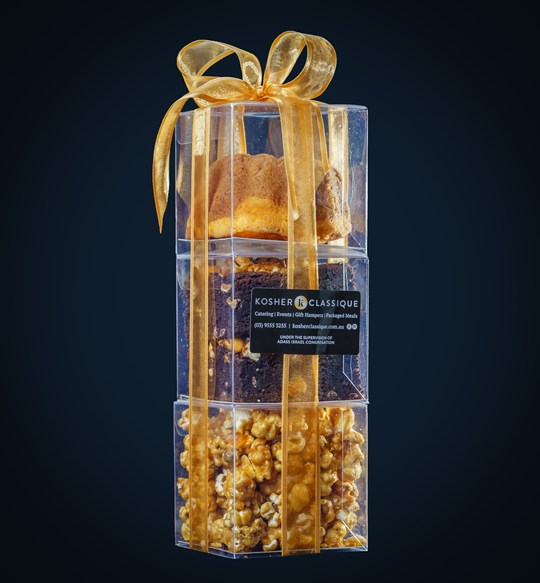 Gift tower 1