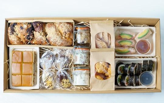 Kiddush gift box