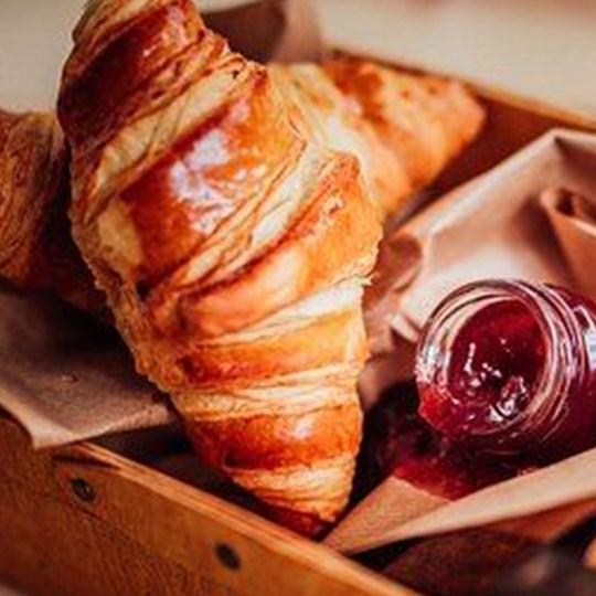 Croissants (mini) with Jam (COLD)