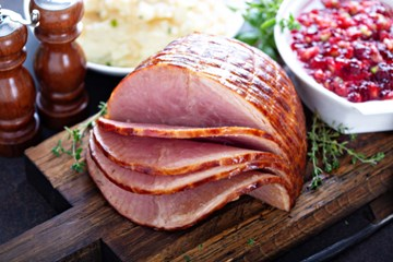 Half Dearborn Spiral Ham Package