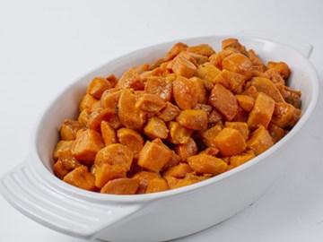 Brown Butter Sweet Potatoes