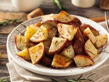 Herb Roasted Redskin Potatoes