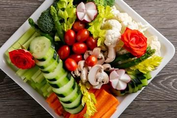Fresh Vegetable Crudites