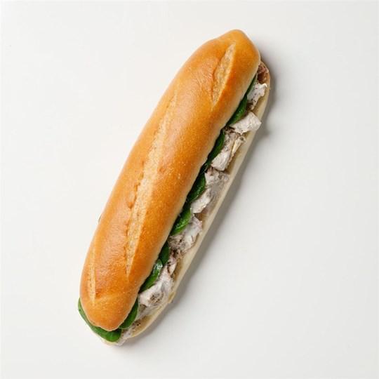 Chicken Caesar Baguette