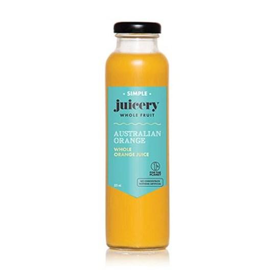Simple Juicery - Orange 375ml