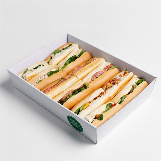 Selection of Mixed Baguettes
