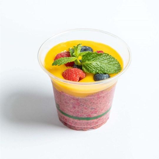 Coconut & Watermelon Chia Pot (Vegan & GF)