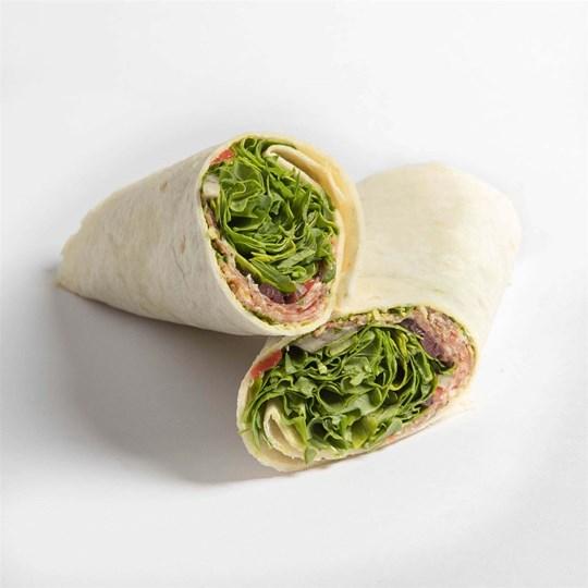 Italian Salami Wrap