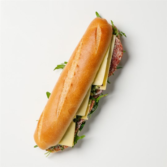 Italian Salami Baguette