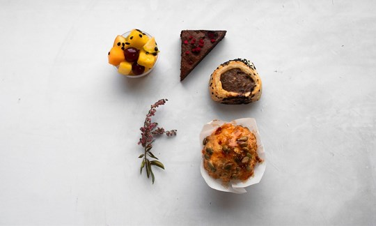 Afternoon Tea Pack Two - Precinct Choice