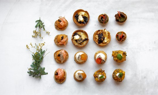 Decadent Canape Selection