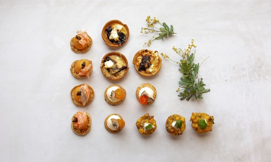 Satisfied Canape Selection