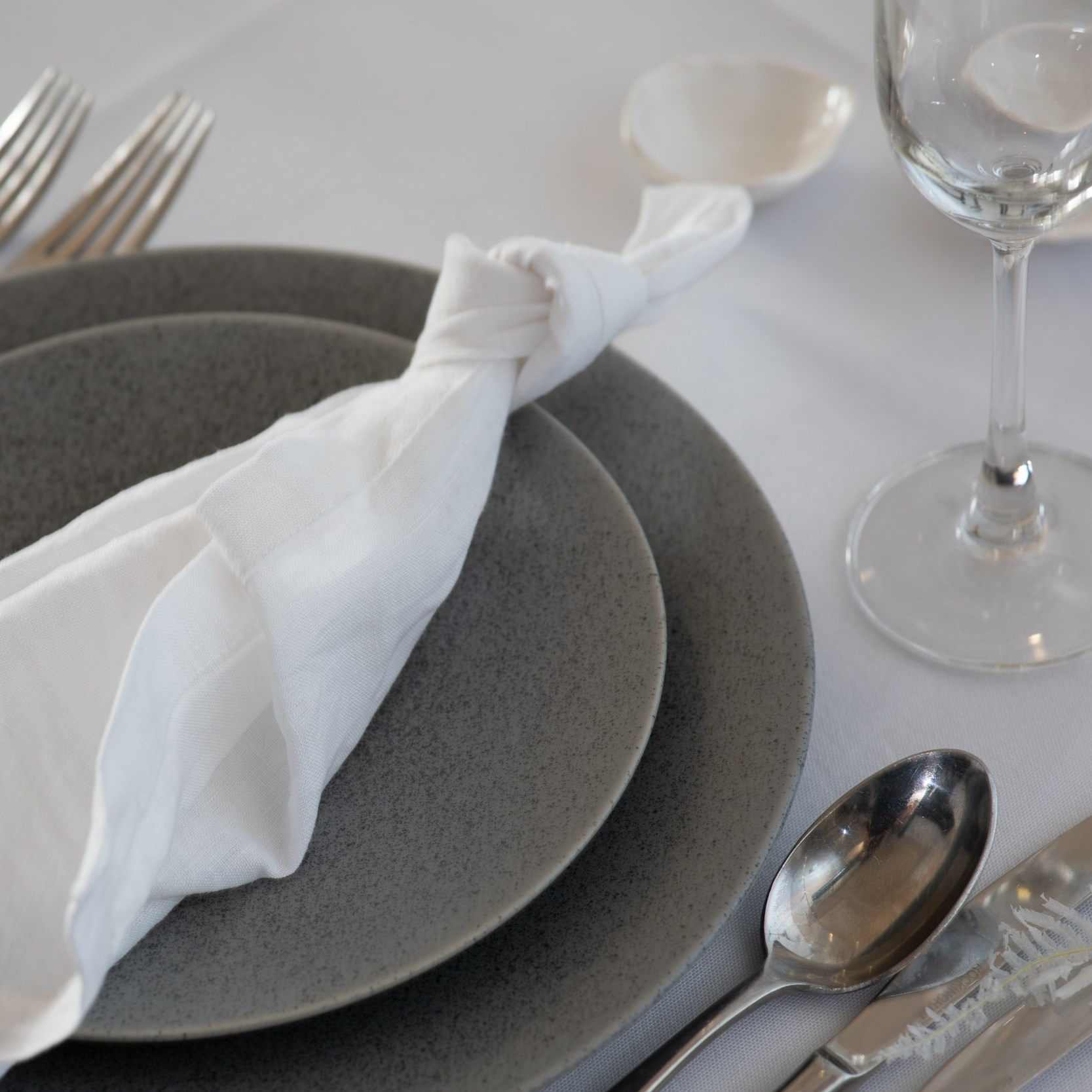 Hire Cutlery, Crockery and Glassware