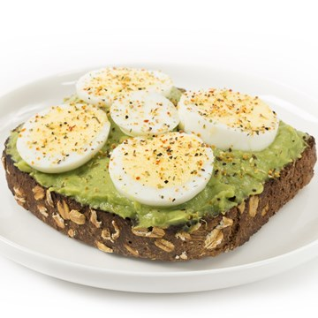 AM Protein Toast