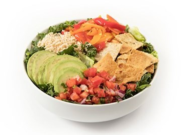Mexican Caesar Entree Salad
