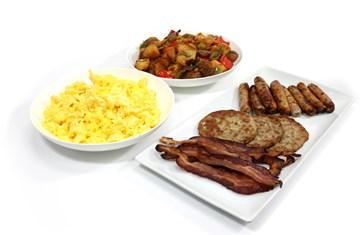 Farm House Breakfast