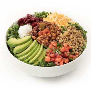 Turkey Chili Bowl