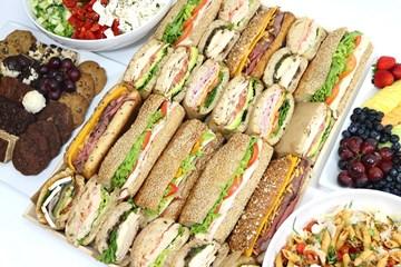 Supreme Sandwich Platter