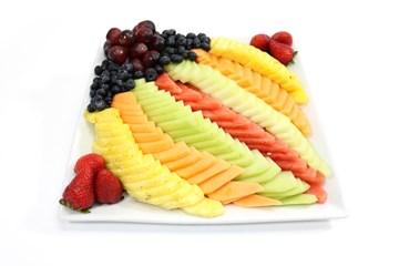 Sliced Fruit & Berries