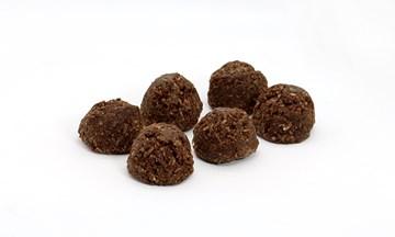 Raw Paleo Chocolate Coconut Macaroons