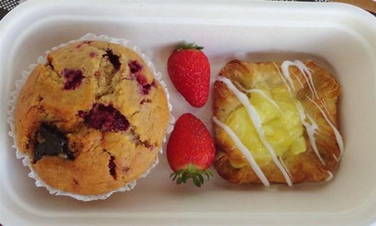 Sweet Breakfast box