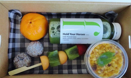 Healthy Breakfast box