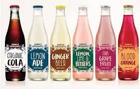 Simple Organics Sodas 330ml